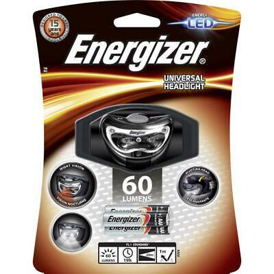 Energizer Lumens Frontale Lampe Et Universelleincluant 3xaaa60 hrsQxtdC