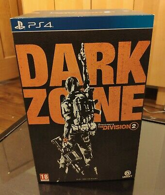 NEW & SEALED The Division 2: Dark Zone Collector's Edition PlayStation 4 PS4