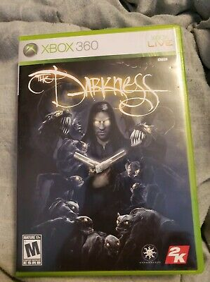 Xbox 360 The Darkness Video Game