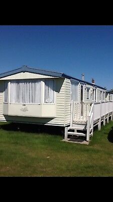 8 BERTH STATIC CARAVAN FOR HIRE, FANTASY ISLAND, Skegness 17/8/2019 - 24/8/19