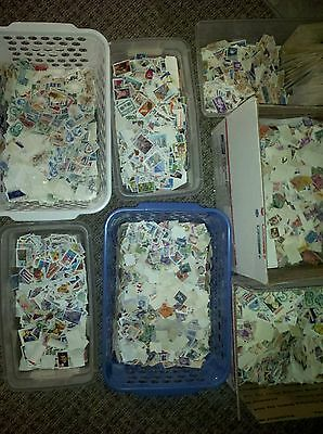 US Used/Canceled Postage Stamps  Set of 300 Different Stamps