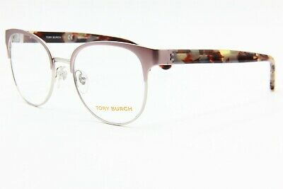 22807635af19 New Tory Burch Ty 1054 3230 Pink Authentic Eyeglasses Frame Ty1054 Rx 50-18