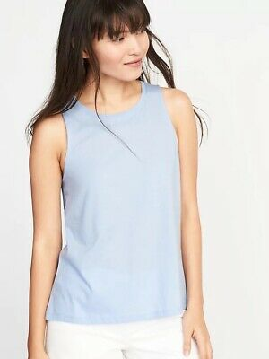 NWT Old Navy Hi-Lo Swing Tank for Women NEW With Tags 3 Colors FREE FAST SHIP