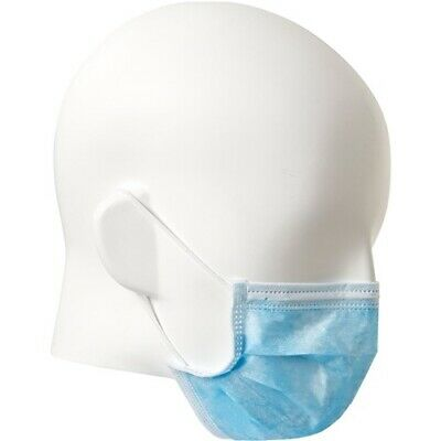 ProChoice® BLUE Disposable Face Mask Twin Loop Box 1000