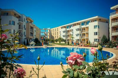 1 - Bedroom Apartment For Sale In Sunny Beach Resort, Bulgaria! 600M To Beach