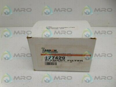 Arrow 177429 Filter Element *New In Box*