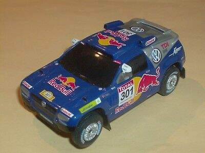 "Carrera Go 61169 VW Race Touareg ""Rally Dakar 09"" Nr.301"