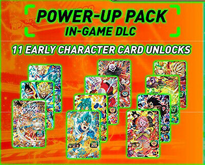 (Switch) Super Dragon Ball Heroes: World Mission - Pack Heroes Edition - DLC