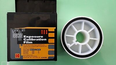 TELECINE EXPOSURE CALIBRATION FILM - 35 mm - KODAK