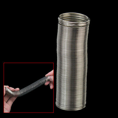 120 Coils Ring Memory Wire 20mm For Wine Glass Ornaments Silver Tone J09571XC