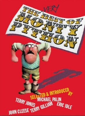 The Very Best of Monty Python: The essential gags sketches and song...