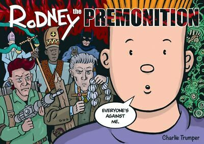 Rodney - The Premonition comic by Eddie Campbell and Phil Elliott. Very RARE!