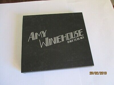 Cd Amy Winehouse - Back To Black, 2 Cd In Buone Condizioni E Con Bollino Siae