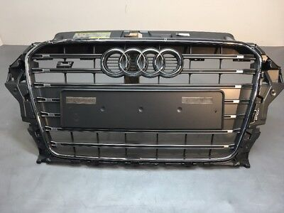 Audi S3 2013 To 2016 Genuine Front Grill
