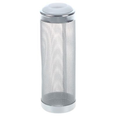 Stainless Steel Filter Protection Flow Fish Shrimp Secure Protect Cart InterN8M8