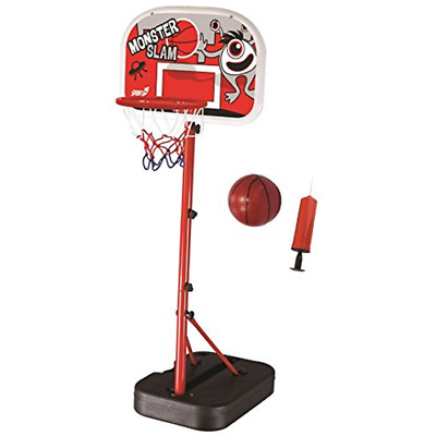 Basket Monster Slam Piantana Regolabile Trasportabile Mandelli 703200001