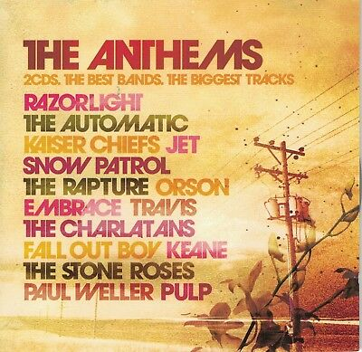 Various Artists - The Anthems (2CDs)