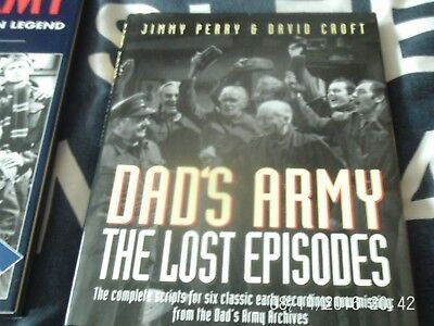 book dads army  the lost episodes