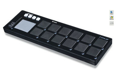 Icon I-Pad Usb/Midi 12-Pad Trigger X/Y Touch Controller