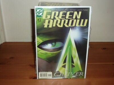 Green Arrow 2nd Series #1 to #75 - DC 2001 - VFN to NM- - Complete Set