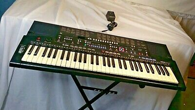 Yamaha PSR-410, 61 Key Full Size Keyboardwith Adapter and Stand