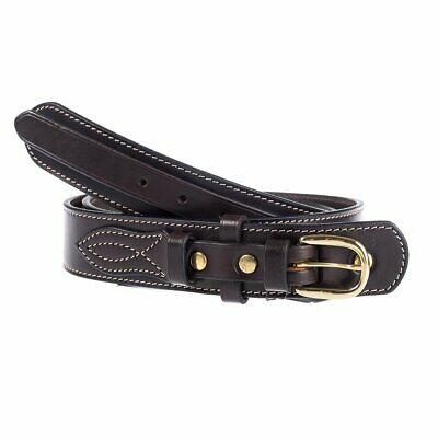 NEW Genuine Australian Leather Ranger Belt