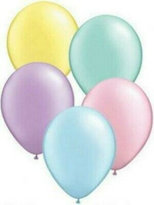 Nacré & Metalique Qualatex 40.6cm Ballons en Latex X 5 -
