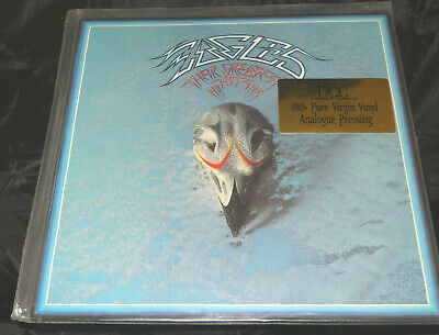 Eagles Their Greatest Hits Sealed Vinyl Record Lp Album USA 1993 DCC Embossed
