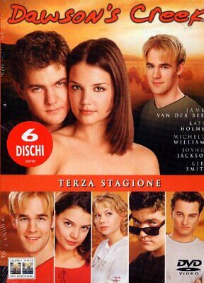 Dawson'S Creek - Stagione 3 [6 Dvd] COLUMBIA