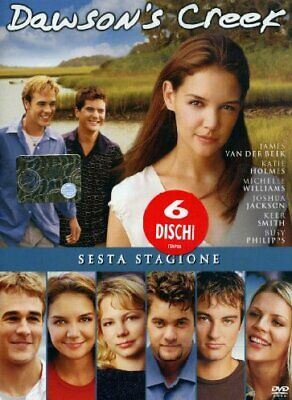 Dawson'S Creek - Stagione 6 [6 Dvd] SONY PICTURES