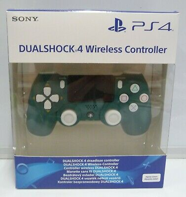 Controller Sony Wireless Ps4 Alpine Green V2 Dualshock 4 Pad Playstation 4