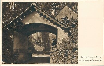 Just in roseland; Bottom Lych gate