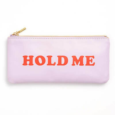 ban.do get it Together Pouch Clutch purse small pink pencil pouch Hold Me NEW