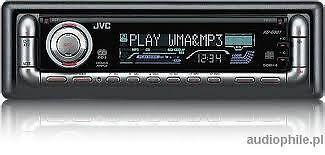 Jvc Kd-G701 Front Panel Only Faceplate Off