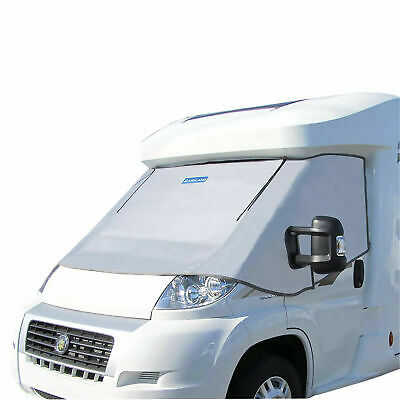 Motorhome External Thermal Screen Turn Down Cab Cover Ducato Boxer X250 2006 ON