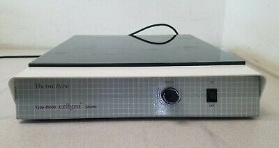 Thermolyne Cellgro S45625 5 Position Slow Speed Magnetic Stirrer