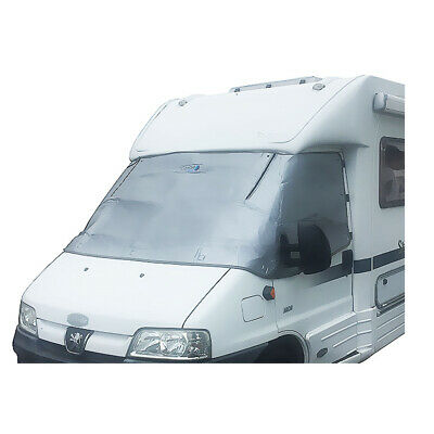 Motorhome External Thermal Cab Screen Ducato Boxer 1994 - 2005 Windscreen Cover