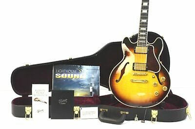 2010 Gibson Custom Shop ES-359 Electric Guitar - Sunburst w/OHSC & COA