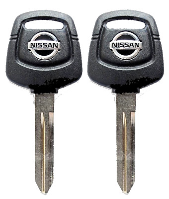 New Replacement Keyless Transponder Ignition Key For Nissan ID 46 Chip N104T N101