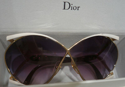 6ffb9f9b6dad Christian Dior 2056 Sunglasses Nu Lens pouch & case Pink & White
