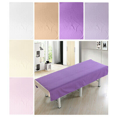Beauty Massage Table Flat Sheet Cover for Beauty Bed Waterproof 120x190cm