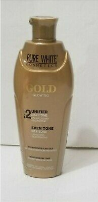 PURE WHITE GOLD GLOWING LOTION 400ml