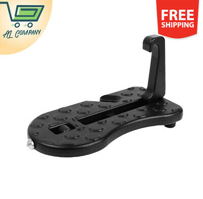 New Foldable Car Door Pedal Door step SAFETY Step Hammer Anti-slip Pads Portable