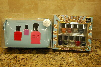 "Deborah Lippmann 2 Gift packs for 1 Great Price ""Come Fly with Me & Her Majesty"""