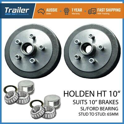 2 X Spring Bolt Latch Catch 12Mmx130Mm Trailer Truck Ute Float Railing Non-Stop