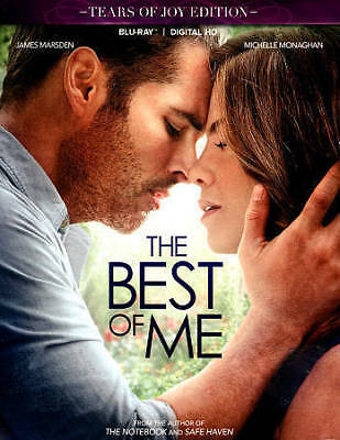 The Best of Me [Blu-ray  NEW! Free Shipping