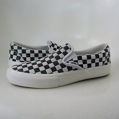 73790c0d93063c Engineered Garments X Vans Vault Embossed Leather Checkered Slip On LX 9  Supreme