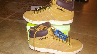 45ba8ed09dd9 ADIDAS HOOPS 2.0 Mid Men s Athletic Shoes Sneakers New Db0106 ...