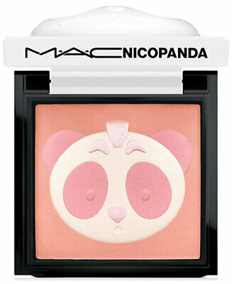 AUTHENTIC MAC~NICOPANDA Gleamer Face Powder COLOUR ME NICO Lmtd Edtn SOLD OUT