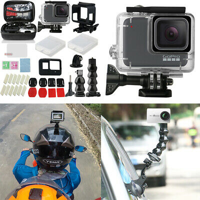 Sports Action Camera Accessories Carrying Case Kit For GoPro 7 6 5 Outdoor Sport